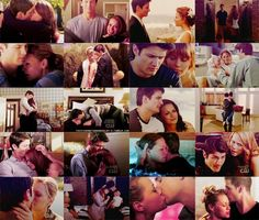 Nathan and Haley-One Tree Hill #Naley #Memories