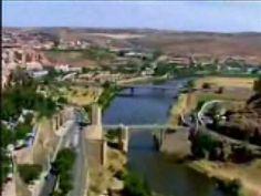 Ciudades de España desde el aire. TOLEDO. Castilla La Mancha