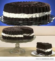 Oreo Cake <3