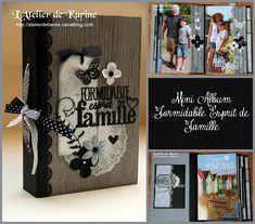 Affiche Album Formidable esprit de famille 1
