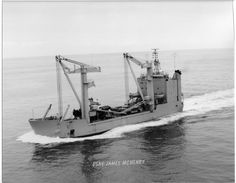 Army Vessel James McHenry! Old School