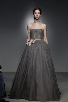 Vera Wang. This will be the color of my wedding dress
