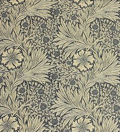 william morris--I would TOTALLY use this if it was wallpaper