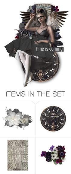 """""""Time is coming (new contest)"""" by alicja2204 ❤ liked on Polyvore featuring art"""