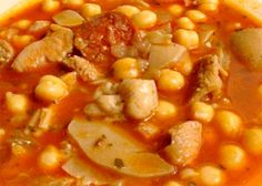 Spanish Kitchen, Spanish Cuisine, Spanish Dishes, Spanish Food, Organic Recipes, Ethnic Recipes, Pasta Salad Recipes, Slow Food, Chana Masala