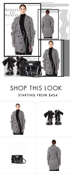 """svmoscow"" by lana-97 ❤ liked on Polyvore featuring BCBGMAXAZRIA, Ann Demeulemeester, A.F. Vandevorst and Maison Margiela"