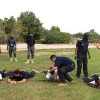 Carabinieri Training Unit for Somalia: al via l'attivita' addestrativa della polizia somala