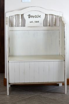 repurposing baby cribs - Google Search