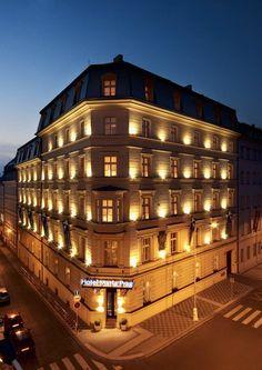 Falkensteiner Hotel Maria Prag in der Tschechischen Republik