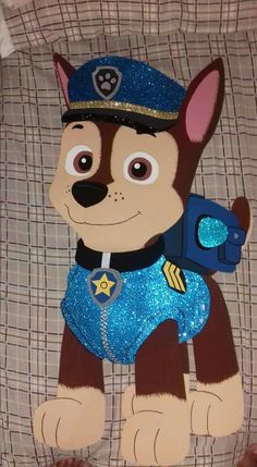 Not bad I'll give 9/10! Oh who am i kidding 10/10 BOI! Paw Patrol Rescue, Paw Patrol Party, Paw Patrol Birthday, Baby Birthday, Cumple Paw Patrol, Paw Patrol Characters, Crafts For Boys, Baby Party, Crochet Patterns