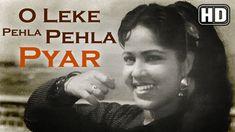 O Leke Pehla Pehla Pyar [Part 1 & 2] (HD) - CID Songs - Dev Anand - Shak...