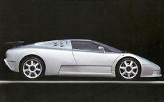 Bugatti EB 110 SS #bugatti #eb110 #supercars