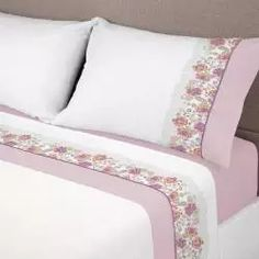 Bed Covers, Pillow Covers, Folding Fitted Sheets, Designer Bed Sheets, Doll Beds, Everything Pink, Bed Spreads, Linen Bedding, Decorative Pillows