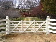 Vineyard series gate - (after painting) Farm Entrance, Driveway Entrance, Entrance Gates, Australian Farm, Timber Gates, Tin Shed, Custom Gates, Farm Gate, Front Gates