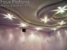 1000 images about faux plafond on pinterest salons restaurant and serum. Black Bedroom Furniture Sets. Home Design Ideas