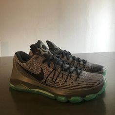 best service 342c8 0e049 Nike Shoes   Kd 8 Size 10 Hunts Hill Night Sz 10 (2015) New   Color  Gray    Size  10
