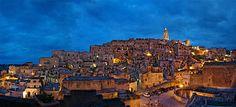 prow Matera, miasto Matera
