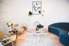 Tied Together - This Is The Most Beautiful Waiting Room We've Ever Seen - Photos