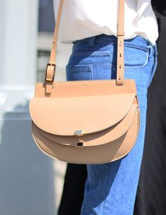 From Loewe To Aquazurra, The Best Bags Spotted At Fashion Week