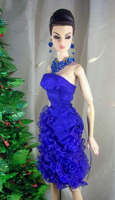Love royal blue