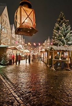 Christmas market in Soest, Germany | by Tim Reismann
