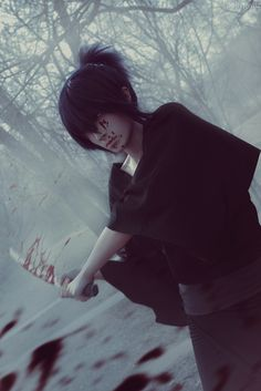 Stunning! Cosplay: Yato (Noragami) by Tovarish-N.deviantart.com on @deviantART