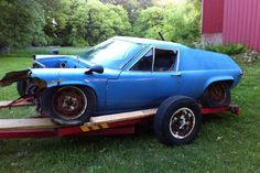 $1000 Lotus Europa Project - http://barnfinds.com/1000-lotus-europa-project/