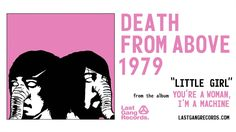 From the album: You're A Woman, I'm A Machine iTunes: https://itunes.apple.com/us/album/youre-a-woman-im-a-machine/id36510627 www.deathfromabove1979.com http...