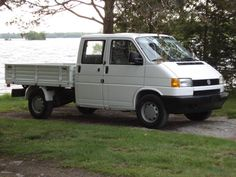 1992 Volkswagen Transporter 92 Eurovan Transporter Doublecab