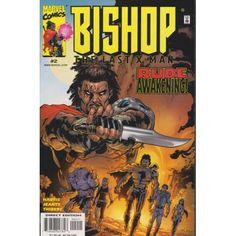 BISHOP: THE LAST X-MAN #2 | 1999-2001 | VOLUME 1 | MARVEL | X-Men