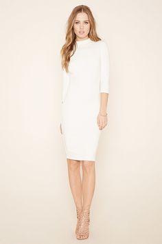 Textured Stripe Dress | Forever 21