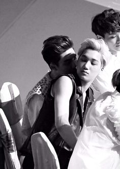 Kaisoo...get a room, ok no :/