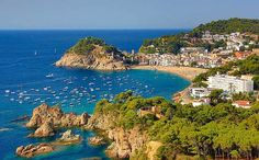 Costa Brava BookMyTicket | India's No 1 Travel Site Book Flights, Hotels, Holiday Packages, Visa, Passport, Movie, Resorts, Bus Tickets www.bookmyticket.com or just give us MISSED CALL 022-66209999 The Costa Brava is a coastal region of northeastern Spain, consisting of Alt Empordà, Baix Empordà and Selva, in the province of Girona. The Costa Brava stretches from Blanes, 60 km northeast of Barcelona, to the French border.