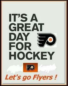 LET'S GO FLYERS!!!!!!!!
