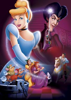Cinderella III poster, t-shirt, mouse pad Disney Png, Disney Amor, Disney Nerd, Disney Facts, Disney Marvel, Disney Love, Disney Images, Disney Pictures, Princesa Ariel Disney