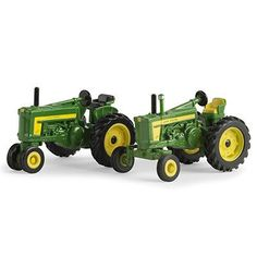 LP64447 To commemorate the 60th Anniversary of the 20 series. Tractors feature die-cast construction along with 60th Anniversary tampo. Age grade: 3+