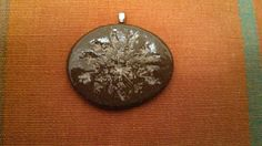 Fresh Queen Annes Lace Flower Impression Pendant by mymotherswish, $15.00