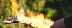 Always She Writes, Powers: Pyrokinesis