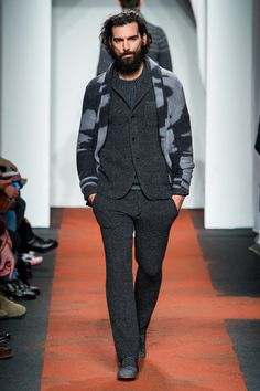 Missoni Fall 2013 Menswear Collection Slideshow on Style.com