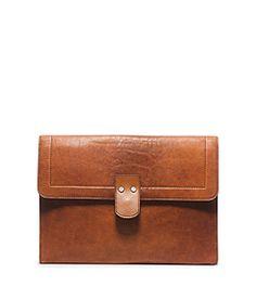 Wilder Vintage Leather Portfolio