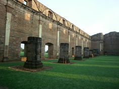 Ruinas de Jesús, tavarangue, Encarnación - Paraguay
