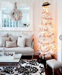Single lady's apartment decor