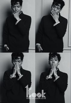 Jung Kyung Ho - 1st Look Magazine Vol.55