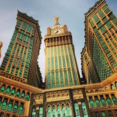 Makkah Clock Royal Tower - A Fairmont Hotel in مكة, منطقة مكة