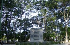 Parque Ayacucho en Cumaná, Estado Sucre