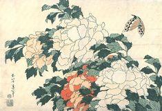 Hokusai's Flowers