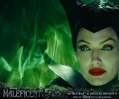 See Angelina Jolie's wickedly good performance as Disney's iconic and… Maleficent Quotes, Maleficent 2014, Maleficent Movie, Malificent, Disney Villains, Disney Movies, Disney Pixar, Walt Disney, Angelina Jolie