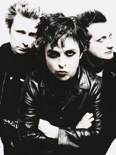 I love Green Day...