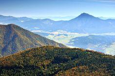 D&V: Veľký Choč, Slovakia Mountains, Nature, Travel, Naturaleza, Viajes, Destinations, Traveling, Trips, Nature Illustration