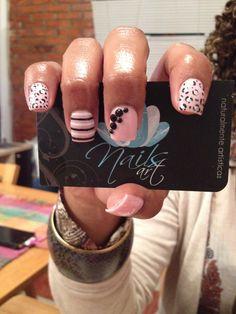 Acrylic nail 2014
